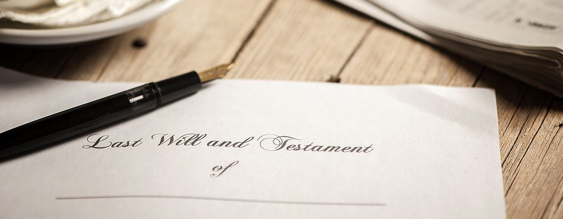 Wills & Estates Law